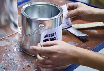 Budgetdak toebehoren